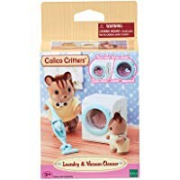 Calico Critters - Machine à laver et aspirateur