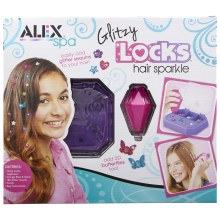 Glitzy Locks