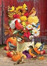 Casse-tête 1000 mcx - Bouquet d'automne