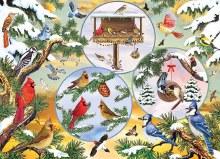 Casse-tête 500 mcx - Winterbird Magic