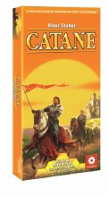 Catane - Ville et chevalier, extention 5 à 6 joueurs