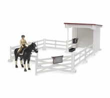 Enclos de cheval