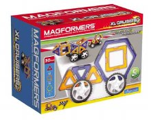 Magformers - Voitures XL