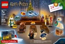 Calendrier de l'avent - Harry Potter