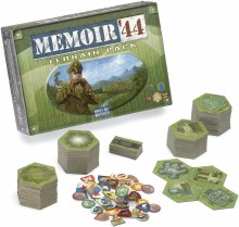Memoir'44 - Terrain Pack (Fr.)