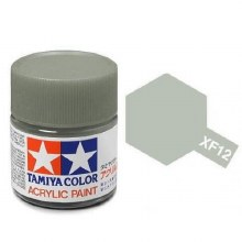 Peinture Tamiya - XF-12 J.N. Grey