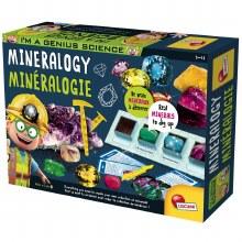 Laboratoire de minéralogie (Bil)