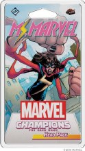 Marvel Champions: Ms Marvel Ext. (Ang.)