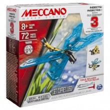 Meccano - Ensemble 3 insectes