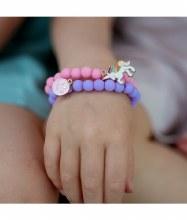 Bracelet - Pretty Pastel Soft Touch