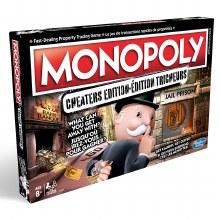 Monopoly Éditions Tricheur