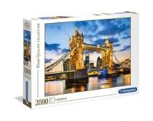 Casse-tête, 2000 mcx - Londre Pont lève du soleil