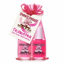 Piggy Paint - Ensemble cadeau Tickled Pink