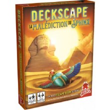 Deckscape 6 - La Malediction du Sphinx