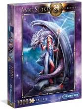 Casse-tête 1000 mcx - Stokes Mage Dragon