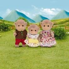 Calico Critters - Famille Mango Monkey