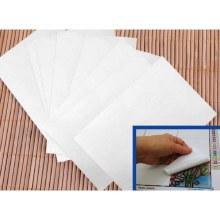 Papiers antiadhesif (25 feuilles)