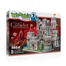 Casse-tête 3D, 865 mcx - Camelot R.A
