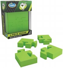 Pocket Brainteaser - 4 Piece Jigsaw