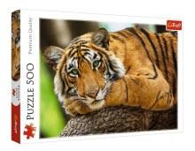 Casse-tête 500 mcx - Le Portrait du tigre