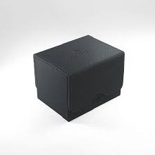 Deck box Sidekick Convert noire