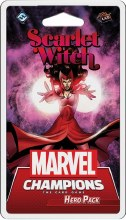 Marvel Champions: Scarlet Witch Ext. (Ang.)