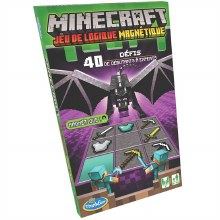 Minecraft - Magnétique de voyage (Fr.)