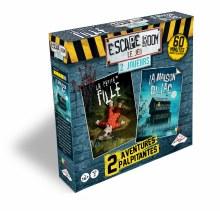 Escape Room - Petite fille / Maison du Lac
