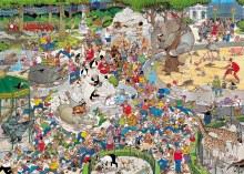 Casse-tête, 1000mcx - Le Zoo