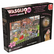 Casse-tête, 1000 mcx - Wasgij 14 Destiny