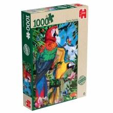 Casse-tête, 1000 mcx - Beaux Perroquets