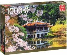Casse-tête, 1000 mcx - Fleurs du Japon