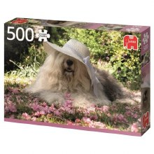 Casse-tête, 500 mcx - Sophie dans les fleurs