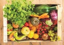 Casse-tête, 500 mcx - Fruits et légumes