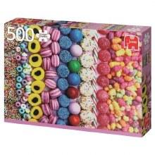 Casse-tête, 500 mcx - Bonbons