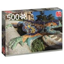 Casse-tête, 500 mcx - Parque Guell, Barcelone
