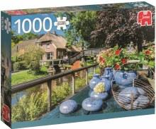 Casse-tête, 1000 mcx - Giethoorn, Pays-Bas