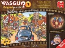 Casse-tête 1000 mcx - Wasgij Original Retro #1