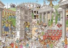 Casse-tête 1000 mcx - Les Romains