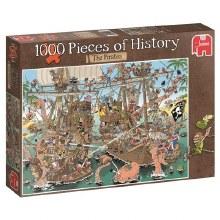 Casse-tête 1000 mcx - Les Pirates