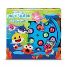 Baby Shark - Fishing Game