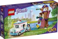 Friends - L'Ambulance de la clinique Vétéinaire