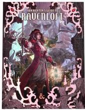 Van Richten's Guide to Ravensloft (Couverture alternative)