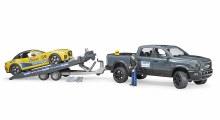 Ram 2500 et Roadster Racing