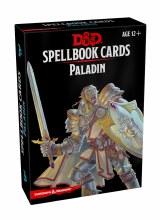 D&D - Spellbook Cards Paladin