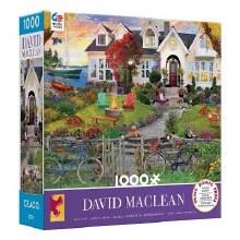 Casse-tête, 1000 mcx - David Maclean