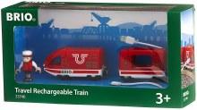 Train voyageur rechargeable