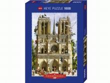 Casse-tête 1000 mcx - Vive Notre Dame