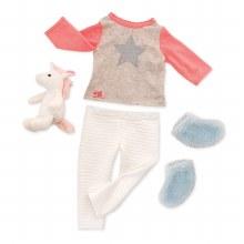 Ensemble pyjama Licorne