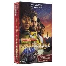 Pandemic - Zone rouge